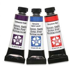 Daniel Smith Extra Fine Watercolors