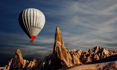 Balloon in Cappadocia by Ali Khaled on 500px
