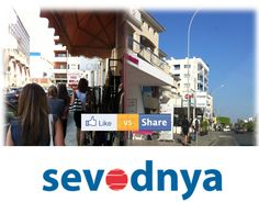 #Cyprus : Larnaca Vs Limassol #shopping #sevodnya