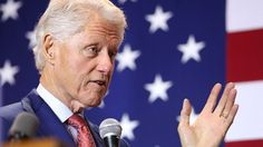 "Former President Bill Clinton slammed what he called the ""awful legacy of the last eight years"" during a campaign appearance for his wife, Democratic front-runner Hillary Clinton, in Washington state Monday."