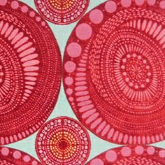Solarium Pomegranate Chenille Contemporary Upholstery Fabric  Samples Not Available  $85.75 per Yard