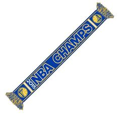 Golden State Warriors 2015 NBA Champions Scarf