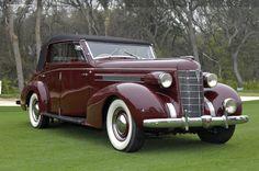 1937 Oldsmobile Redfern Saloon by Maltbu Motor Works American Auto, American Classic Cars, Old Classic Cars, Retro Cars, Vintage Cars, Vintage Auto, General Motors, Michigan, Automobile