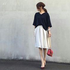 Uniqlo, Midi Skirt, Normcore, Instagram Posts, Skirts, Outfits, Style, Fashion, Moda