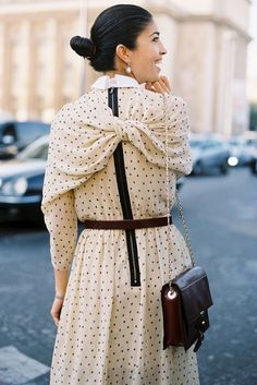 Caroline Issa, Executive Fashion Director, Tank magazine.