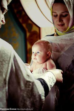 Съемка Таинства Крещения. Крестины малыша.