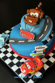 cars 2 - http://www.thesweetsblog.com/