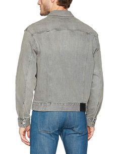 Calvin Klein Jeans Men's Denim Trucker Jacket - Soomro