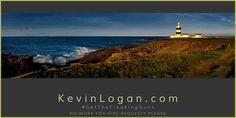 """Hook Head Lighthouse - April Sunrise - Co. Wexford - Ireland"" View this photograph ⇒ http://kevinlogan.com/?p=4082 --- Archival Giclée Prints are available to purchase. 28 inch (71.2cm) wide inexpensive sample prints of my panorama photographs are available as well. --- If you wouldn't mind, could you share my post??? Cheers, Kevin"