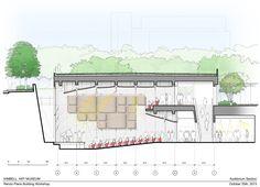 Galería de Pabellón para el Museo de Arte Kimbell de Renzo Piano / Renzo Piano + Kendall/Heaton Associates - 43