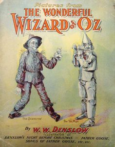 [616] The Wonderful Wizard of Oz (1910) 16/07/18 (3/5) Un entreniment…