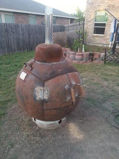 Propane tank smoker build along - TexasBowhunter.com Community Discussion Forums