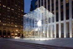 Nuovo Apple Store a Milano sarà come il cubo di cristallo di New York