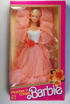 My absolute favorite Barbie I owned growing up.
