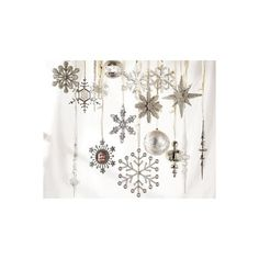 Silver Christmas Decoration Ideas ❤ liked on Polyvore featuring christmas, backgrounds, xmas, winter and holiday