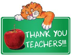 On behalf of Chester & the entire JSC team, we want to take the time to thank all the wonderful teachers out there. Happy Teacher's Appreciation Day/Week!