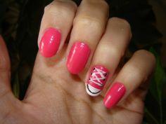 unhas-lindas-e-faceis-de-fazer-rosa-sapatinho.JPG (500×375)