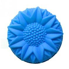 Molde do bolo do silicone moldes sobremesa grande girassol styling pastelaria moldes em   de   no AliExpress.com | Alibaba Group