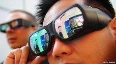 2012 Built in Chicago digital startup report Oakley Sunglasses, Round Sunglasses, Mirrored Sunglasses, New Tesla Roadster, Bbc, 3d Glasses, Future Trends, Youtube, Google 3d