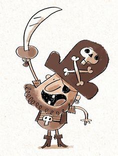 "...and talk like pirates."""