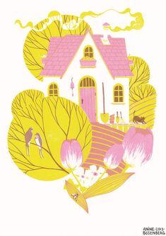 Houses | Anine Bosenberg