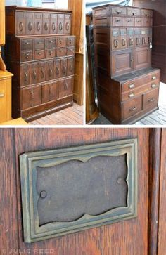 Drawers to die for