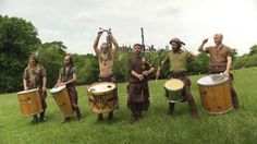 Clanadonia - Scottish Celtic/tribal drum and pipe band. Sound Of Music, Kinds Of Music, My Music, Scottish Music, Scottish Bands, Celtic Music, Pagan Music, Freak Music, Meditation Musik