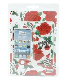 BIG ROSE JOYRICH FEMME of (Joey Rich Fam) [iPhone5 only Gizmobies] (Mobile Case / Cover) | Multi-
