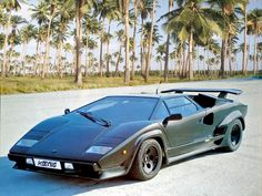 1986 Koenig Lamborghini Countach Turbo