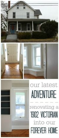 Renovating, Designing & Authentic Family Living