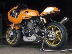 Ducati Classic racebike