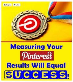 Web Analytics from Pinterest