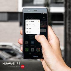 Dank der Press-Touch-Technologie, die selbst subtile Druckunterschiede auf dem Display erkennt, ist die Bedienung des #HuaweiP9Plus noch angenehmer und schneller.