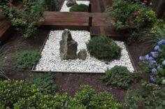 aménagement de jardin rocaille japonais