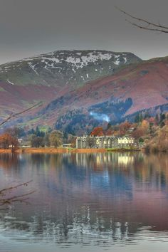 The Daffodil Hotel, Grasmere, Lake District, England
