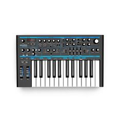 Novation Bass Station II Analog Synthesizer | Released to celebrate 21 years of Novation! Wonder what the next 21 will bring...