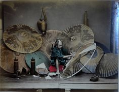Farsari's photographic work was highly regarded, particularly his hand-colored portraits and landscapes