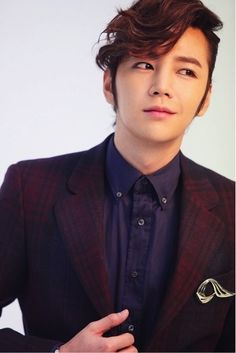 "Jang Geun Suk ""Pretty Looks"" in ""Pretty Men"""