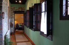 Interior de La Casona de Tresgrandas.