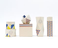 PROJET ÉTUDIANT : LA NOTE, Packaging par Marine Giraud, Mathilde Laffon et Julie Ferrieux