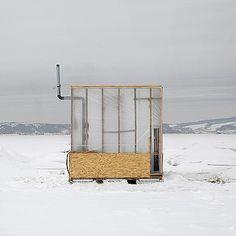 Ice hut (ii)