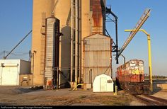 RailPictures.Net Photo: IORY 54 Central Soya EMD GP7 at Jeffersonville, Ohio by Richard Thompson