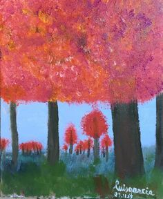 Red Tree, por luisgarcia (22x27)