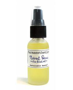 Farmaesthetics Nutrient Dense Fine Facial Oil