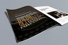 Proposal Brochure by Estartshop on ❤ Affiliate ad link. Creative Brochure, Corporate Brochure, Brochure Design, Branding Design, Resume Templates, Brochure Template, Vintage Typography, Vintage Logos, Graphic Design Tips