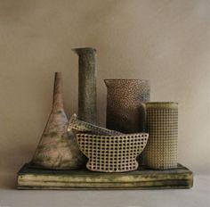 """Still Life """"Laboratory Shelf"""" Maggie Williams 2016 Pottery Ideas, Shelf, Ceramics, Life, Shelves, Ceramic Art, Clay Crafts, Shelving, Porcelain"""