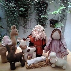 Holidays And Events, Ideas Para, Nativity, Teddy Bear, Animals, Christmas Angels, Cool Crafts, Xmas Gifts, Christmas Paintings