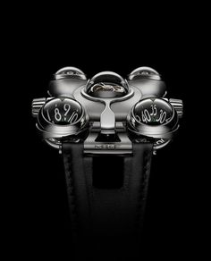 Watches Gone Wild: Introducing the MB&F HM6 Space Pirate | ATimelyPerspective