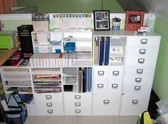 More ways to create storage and organization with Jet Max Cubes.