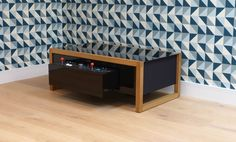 Nucleus by surface tension. SWEEETTTTT arcade coffee table. I WANT!!!!!!!!